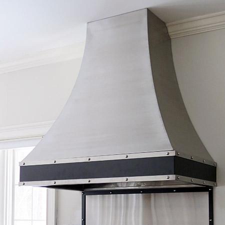 shelburne stainless steel range hood