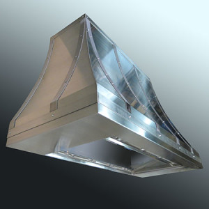 Stainless Steel Stove Hood