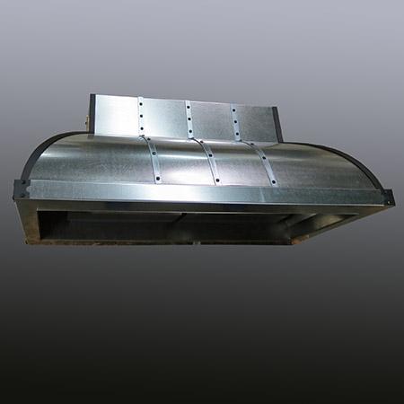 Galvanized Steel Range Hood