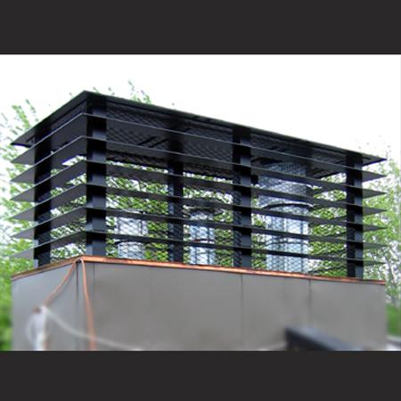 Aluminum Chimney Cap Metal Design Vt Metal Design Vt